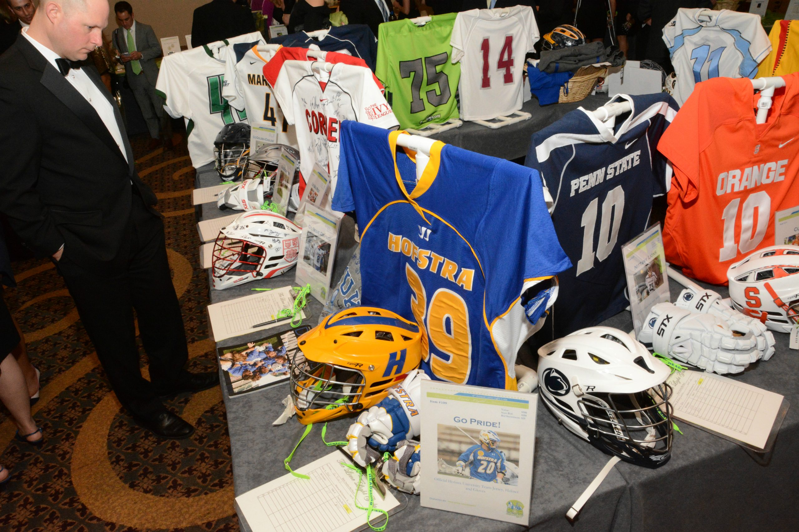 HEADstrong Unveils Lime Light Gala Silent Auction Highlights and Mobile Bidding Opportunity