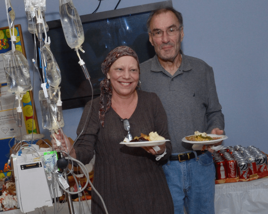 HEADstrong To Serve Families Affected By Cancer at 10th Annual Thanksgiving Feast at HUP