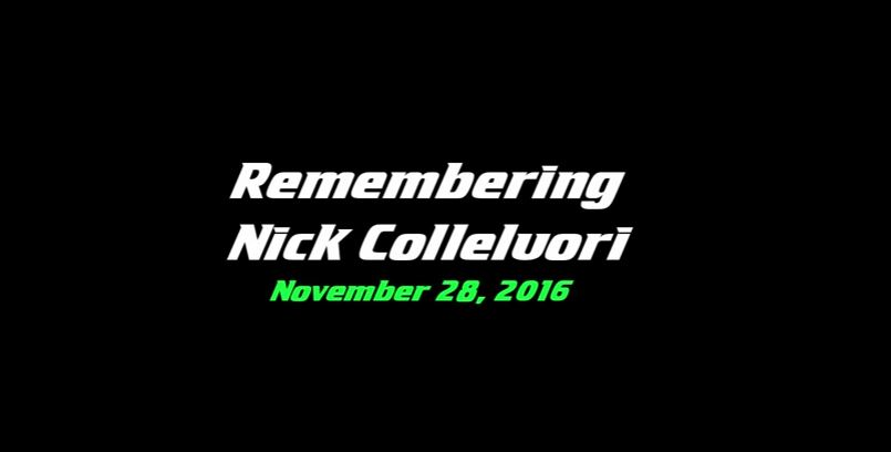 Hofstra Remembers Nick Colleluori