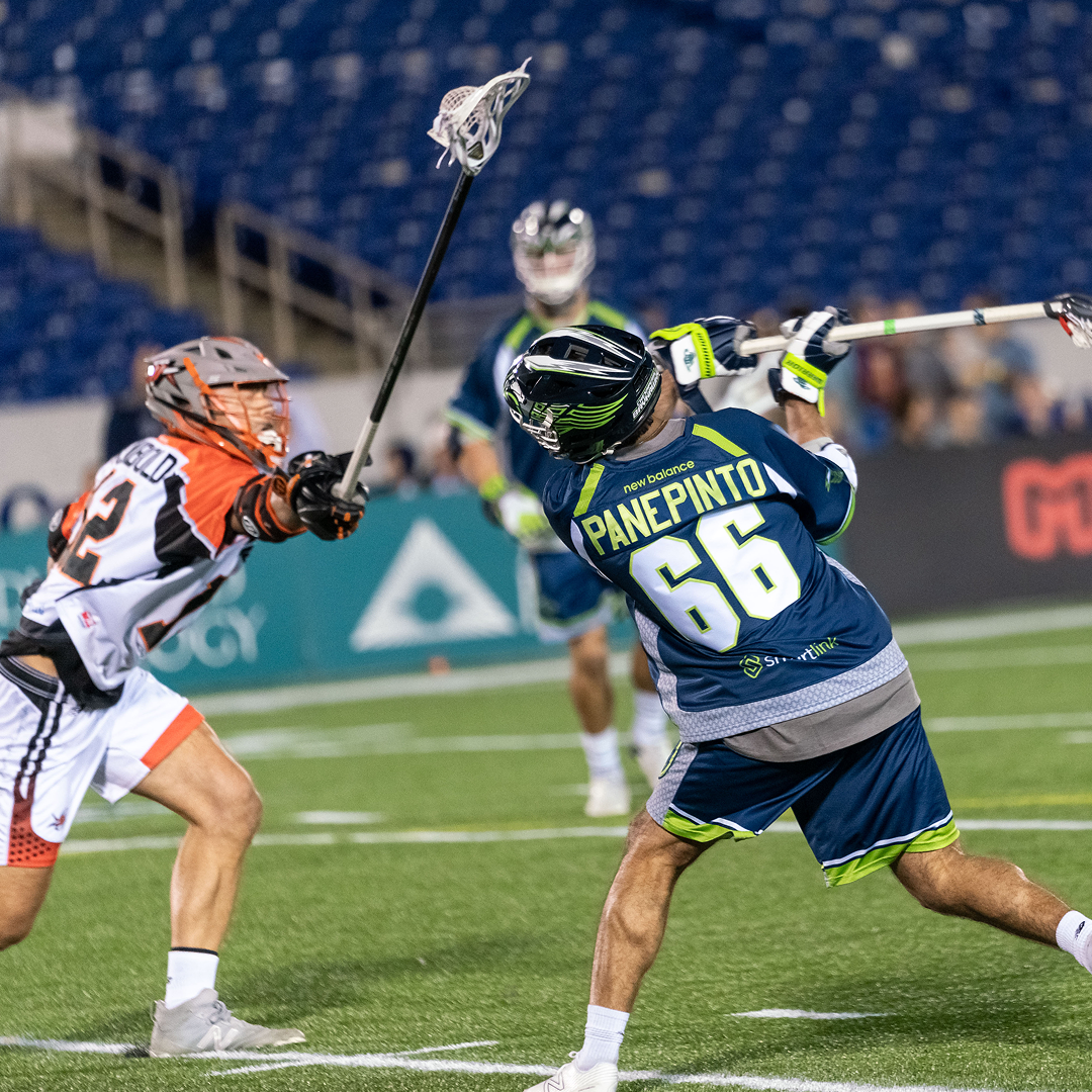 Mike Panepinto is Going Lime For HEADstrong