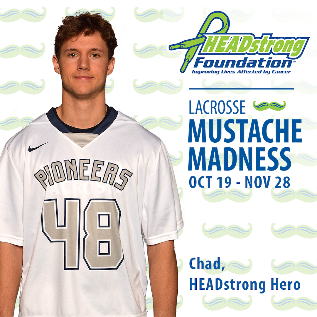 Lacrosse Mustache Madness To Rally Around Marietta MLaxCaptain & Cancer Fighter Chad Stowell