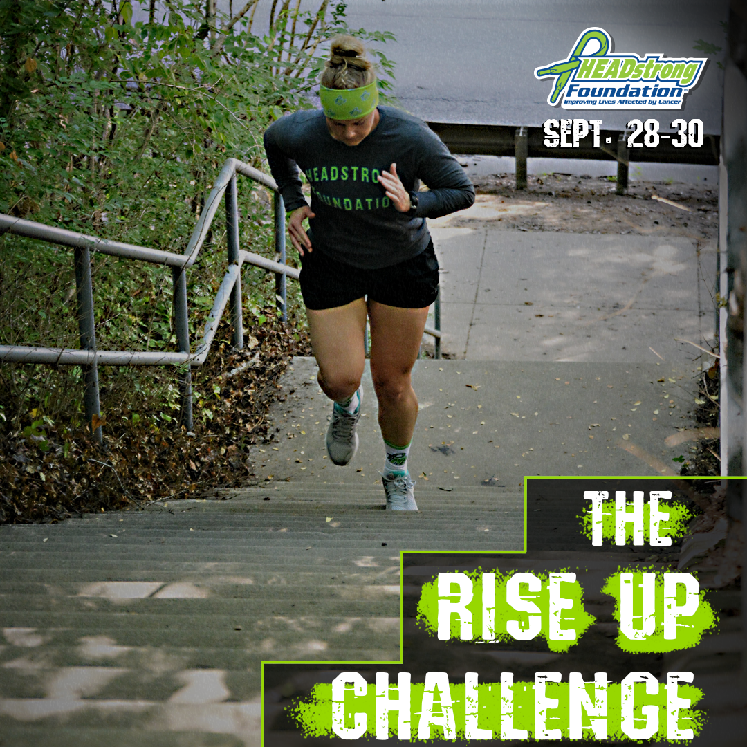 The Rise Challenge Steps up Big for HEADstrong